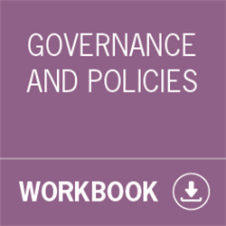 Governance and Policies Workbook Download