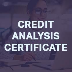 Credit Analysis Certificate