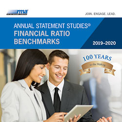 2019-20 Annual Statement Studies: Financial Ratio Benchmarks