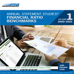 2020-21 Annual Statement Studies: Financial Ratio Benchmarks
