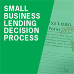Small Business Lending Decision Process