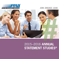 RMA Annual Statement Studies