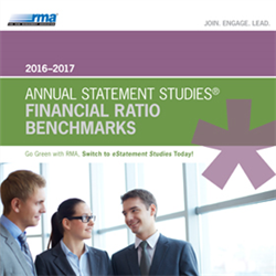 Annual Statement Studies: Financial Ratio Benchmarks